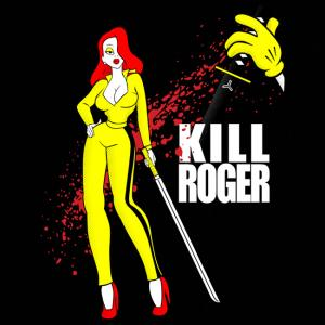 Kill RogerWho Framed Roger Rabbit x Kill Bill